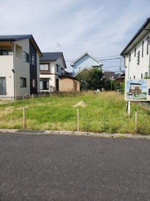 【外観】鳥取市緑ケ丘2丁目土地