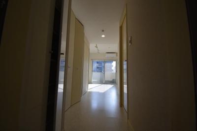 広めの玄関スペース 容量大きいシューズBOXです。