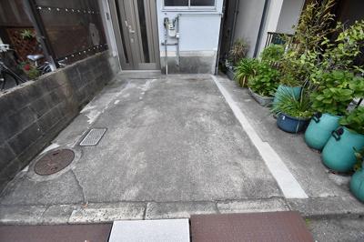 【駐車場】ピュアホーム天川新町