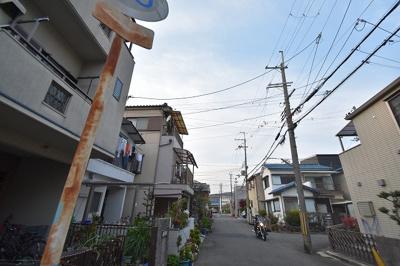 【周辺】ピュアホーム天川新町
