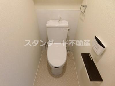 【トイレ】ノルデンハイム南森町