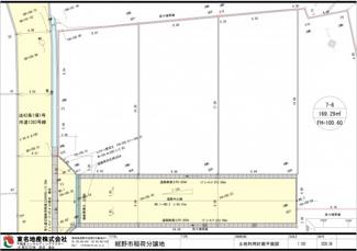 土地利用計画平面図