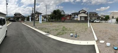 【外観】裾野市稲荷分譲地 区画③