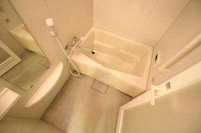 【浴室】ビエラコート須磨