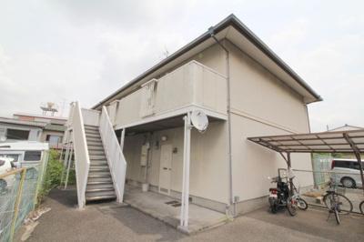 【外観】ガーデンハイツ淡路