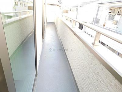 【バルコニー】所沢市若狭4丁目・全1棟 新築一戸建 ~生活環境充実~