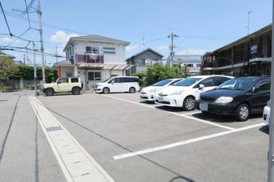 【駐車場】リバーサイド桂 壱番館増築