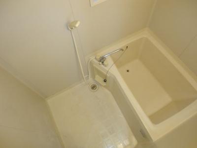 【浴室】クィーンズヴィラ B棟