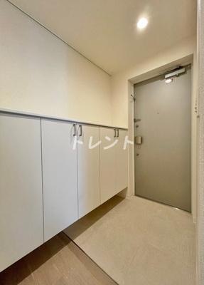 【玄関】アーバネックス西新宿