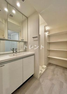 【洗面所】アーバネックス西新宿