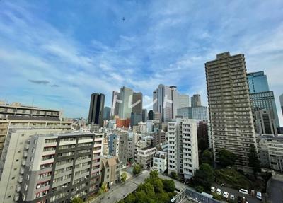 【展望】アーバネックス西新宿