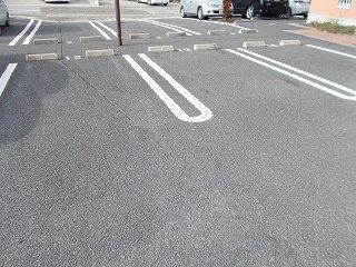 駐車場まで0m