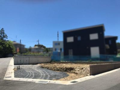【外観】大津市清風町 新築分譲地