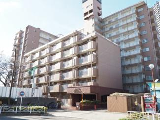 トーア南晴海マンション 総戸数147戸のビッグコミュニティ。