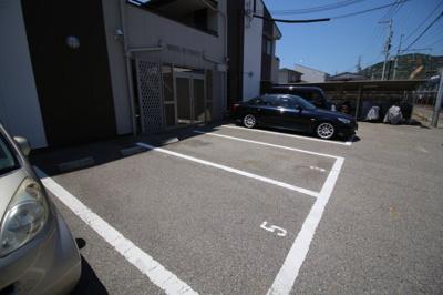 【駐車場】シーサイドSKYハイツ
