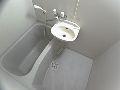 【浴室】シーサイドSKYハイツ