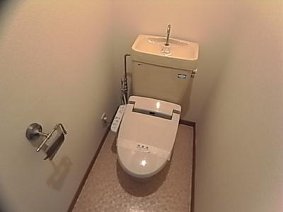 【トイレ】シーサイドSKYハイツ