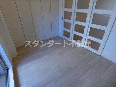 【寝室】 ザ・パークハビオ天満橋