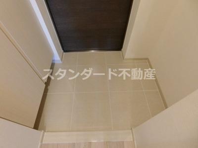 【玄関】 ザ・パークハビオ天満橋