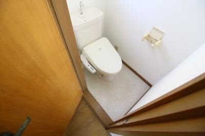 【トイレ】シーサイド月見山