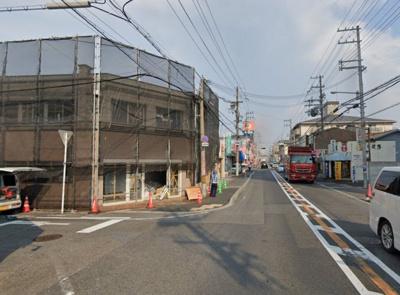 【周辺】南海本線「和泉大宮」駅から1分! 1階駅前店舗 約25坪!角地にて視認性良し