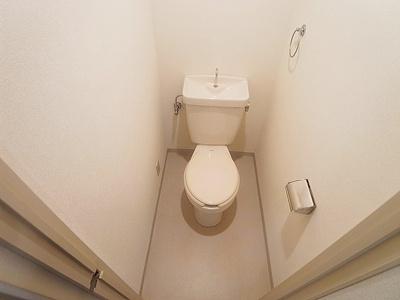 【トイレ】スマ扇コーポ
