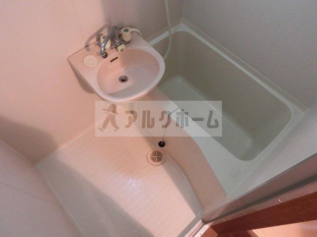 シャルムコート(柏原市清州) バス 風呂