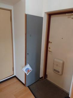 【玄関】ドミール北島