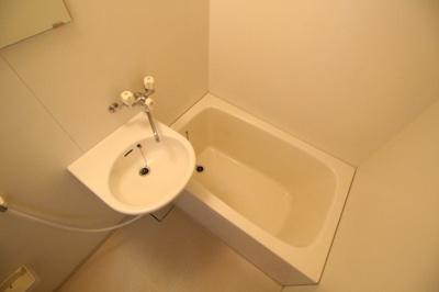 【浴室】メゾン・ド・ソガワ