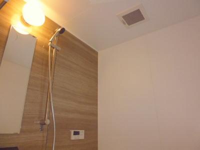 【浴室】ヴィラ・ボヌールC