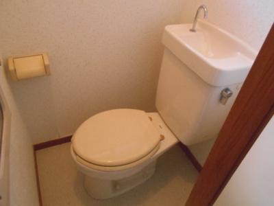 【トイレ】コーポ木村