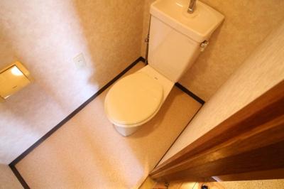 【トイレ】ハッピー須磨ハイツ