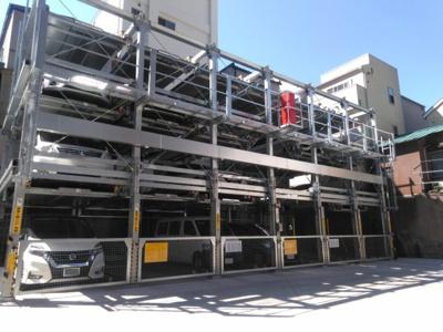 【外観】西区戸部町5丁目月極駐車場