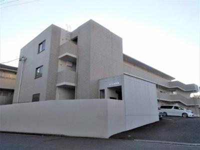 【外観】カルム東寺尾 駐車場