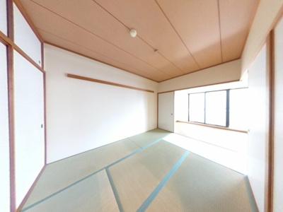 【和室】グランソレイユ日本橋