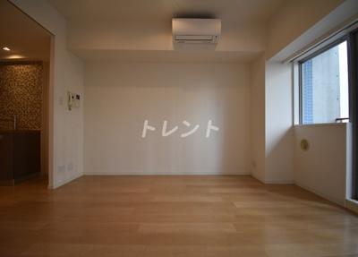 【居間・リビング】カスタリア芝公園