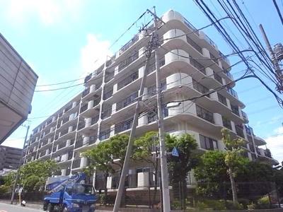 【外観】葛西第一スカイハイツ 7階 最 上階 リ フォーム済