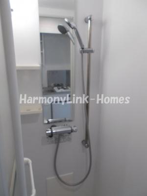 セント・キューブ東十条のシャワールーム