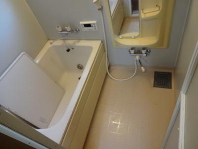 【浴室】南正雀戸建【賃貸】