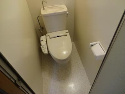 【トイレ】南正雀戸建【賃貸】