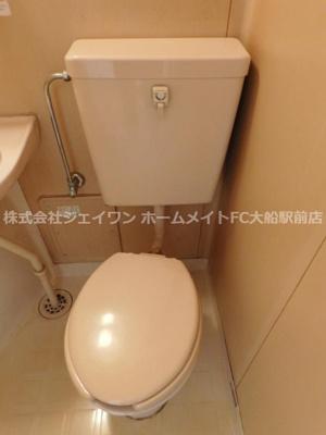 【トイレ】サン大船