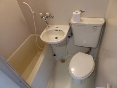 【浴室】フローラーハイツわだ