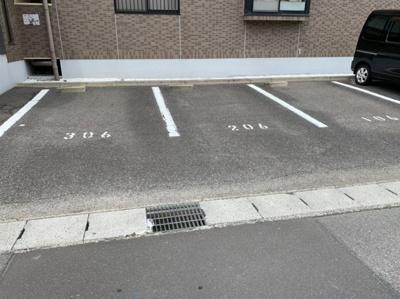 【駐車場】プレステージ15
