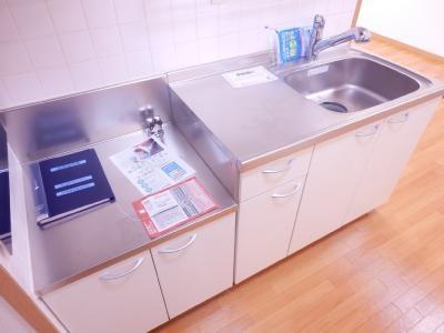 【キッチン】ロイヤルシティーAYA