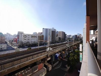 【展望】横浜シティタワー馬車道