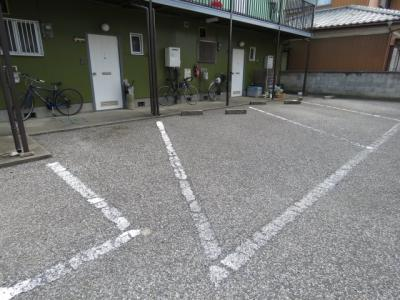 【駐車場】フォーブル内田A棟