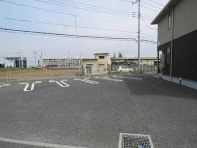 【駐車場】プラシードⅡ