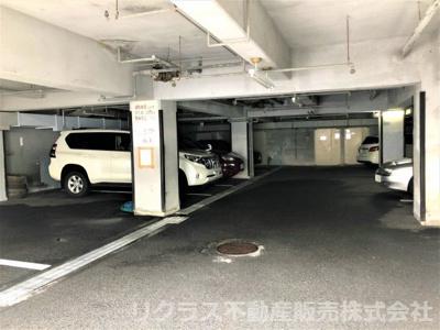 【駐車場】ダイヤモンドコーポ