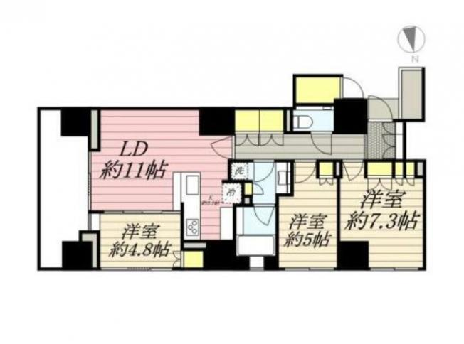 ザパークハウス新宿御苑
