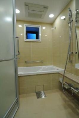 【浴室】ザパークハウス新宿御苑